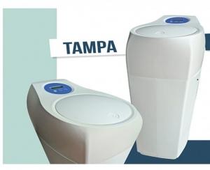 Adoucisseur d'eau TAMPA 8 et 22 litres de résines