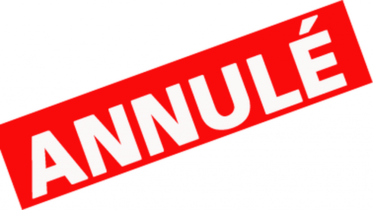 Foire expo d'Orléans annulé